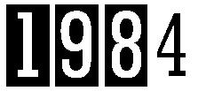 Logo 1984-ko text